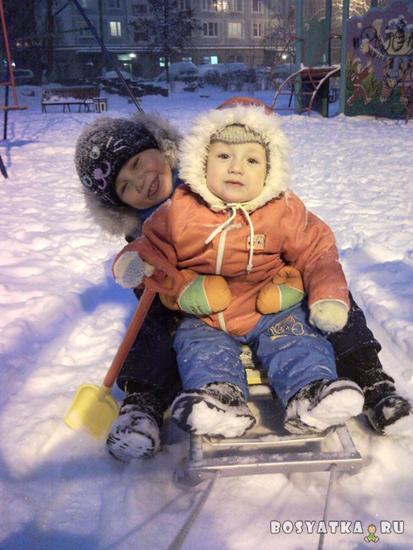 Первый снег_
