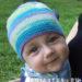 Детская шапочка Полосатик