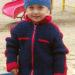 Свитер Инверсия детский