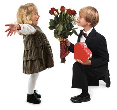 В День святого Валентина