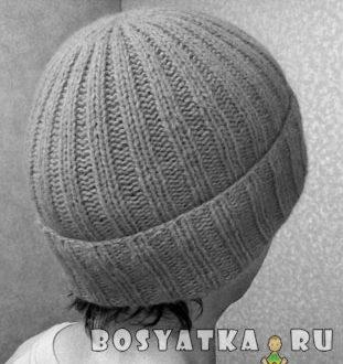 шапка-с-отворотом1