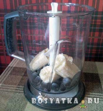 готовим фруктовое мороженое