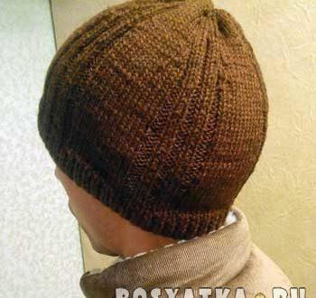 шапка Пятиклинка для мужчины