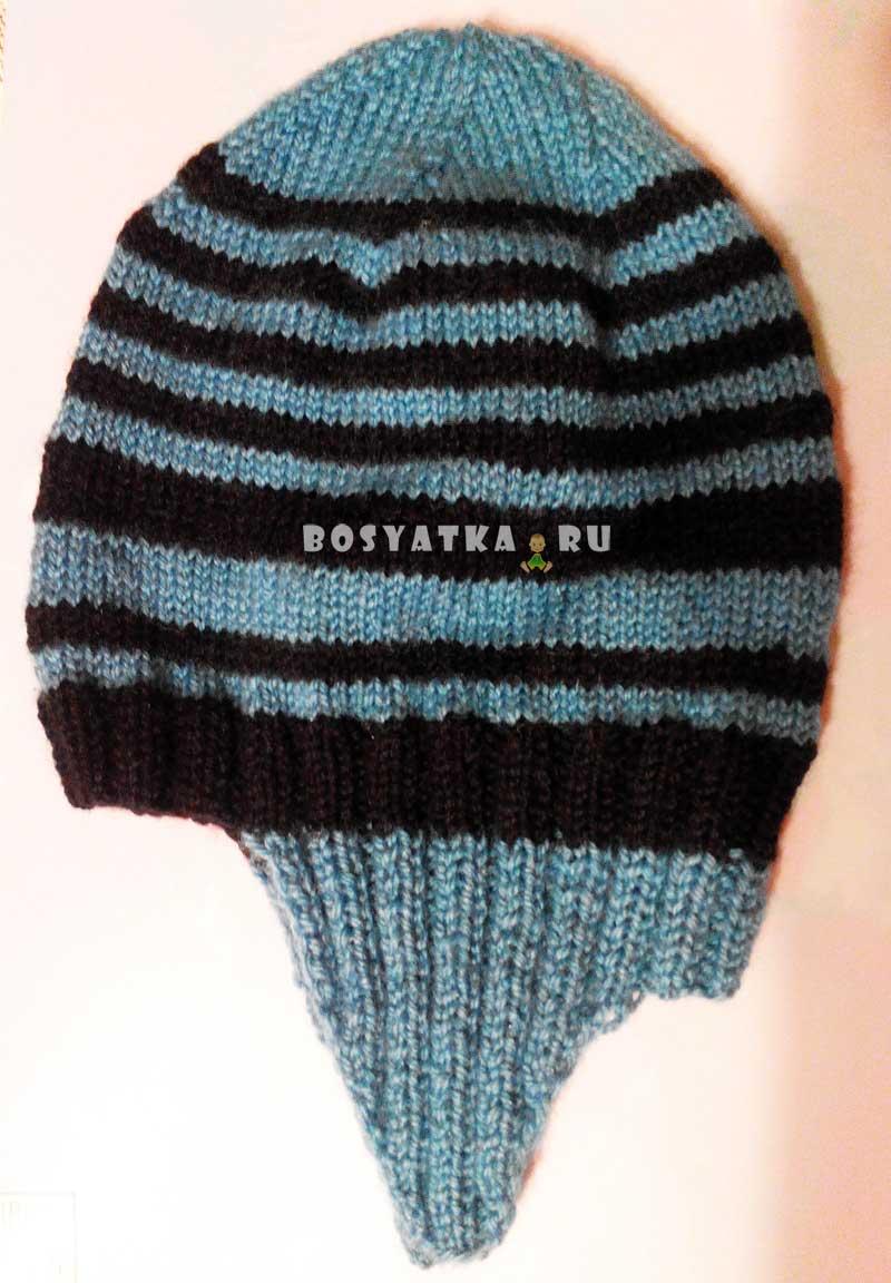 готовая внешняя шапка