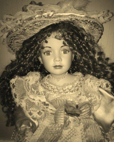 кукла с