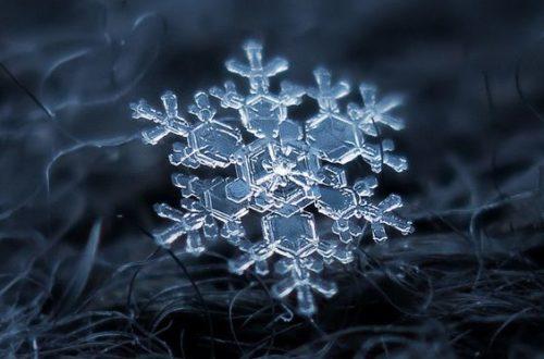 ледяные звёзды
