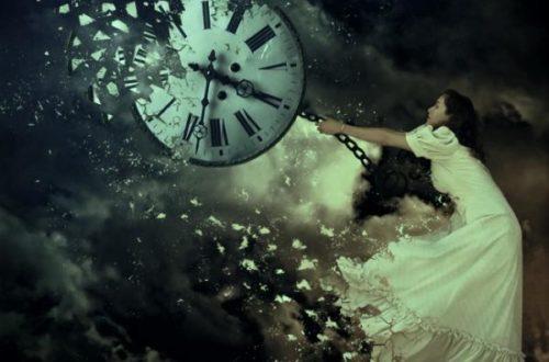 Время, важность момента