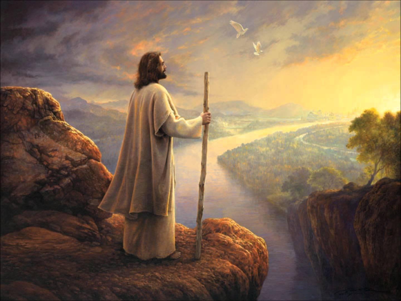 Беседа с Иисусом Христом