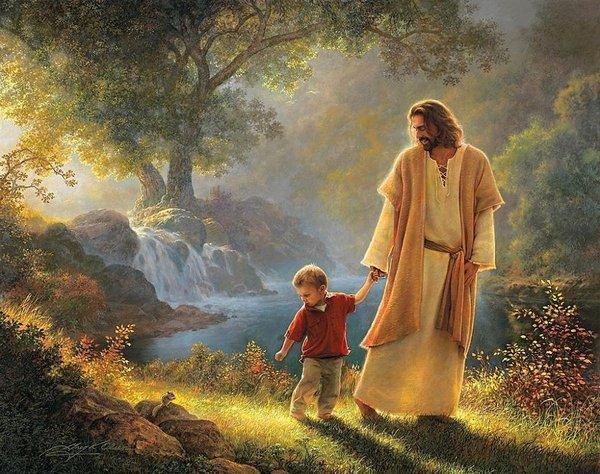 Беседа с Иисусом