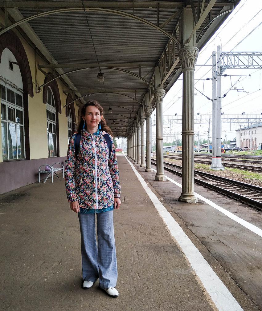 На старом вокзале