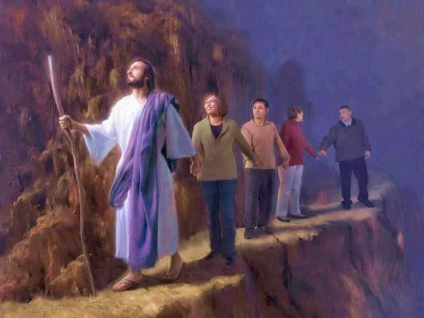 Беседа с Иисусом 10