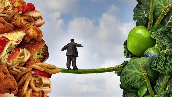 переход питания