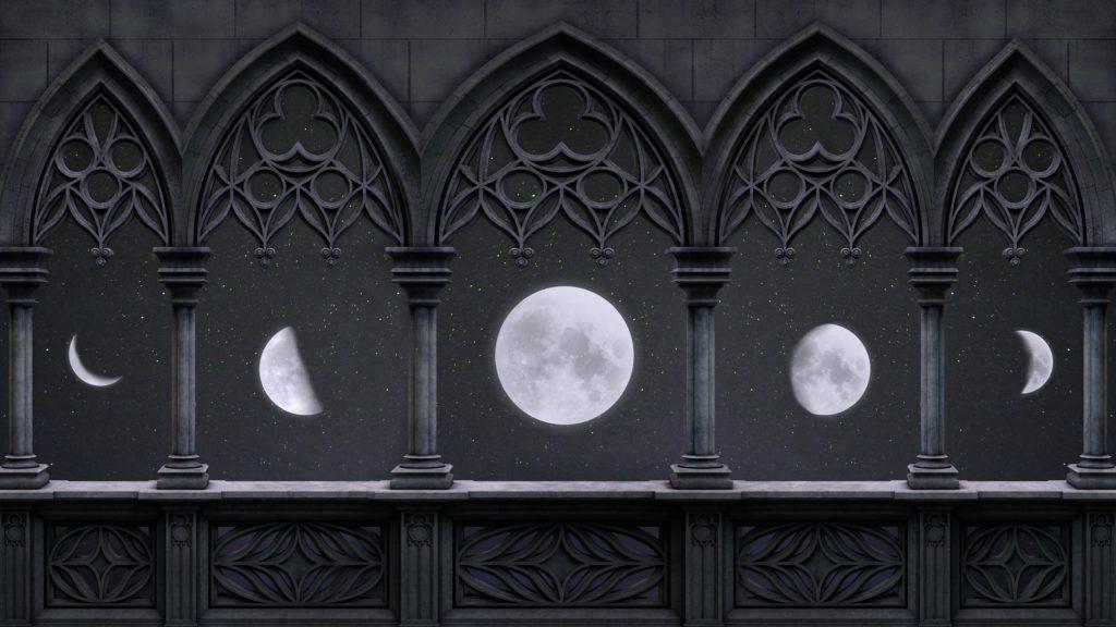 Луна и её фазы